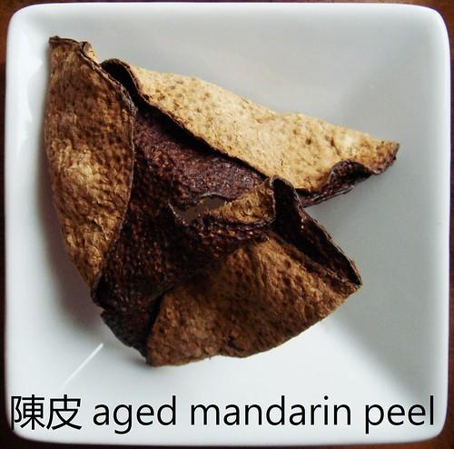 Aged Mandarin Peel 陳皮