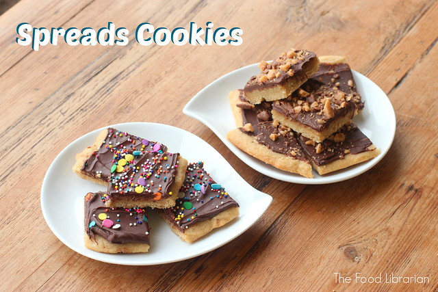 Spreads Cookies (Pioneer Woman recipe)