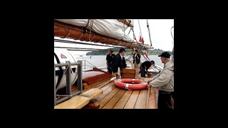 Sailing aboard the Bluenose II - 2008: Teaser