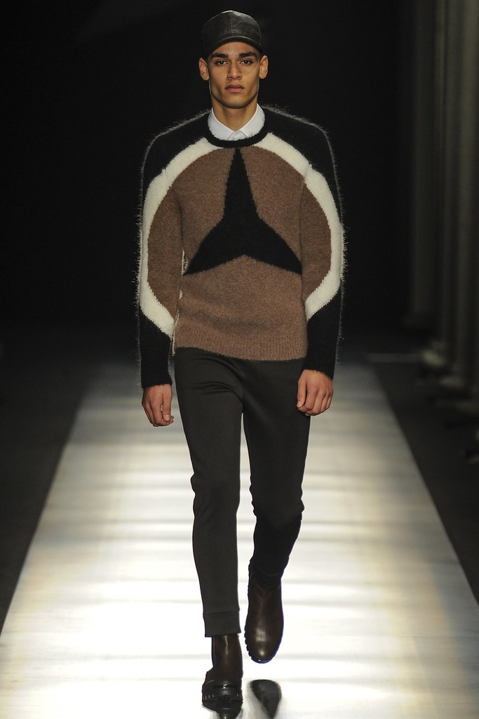 FW14 Milan Neil Barrett010_Simon Paul(VOGUE)