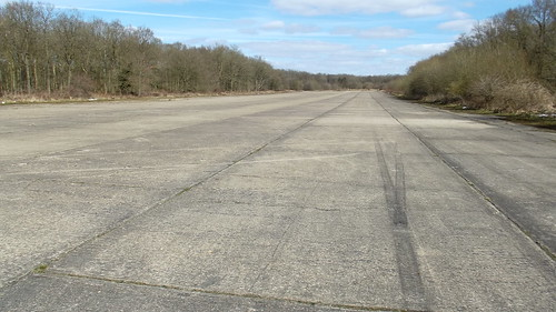 North Whitham runway