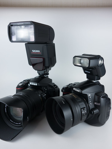 SIGMA ELECTRONIC FLASH EF-610 DG SUPER NA-iTTL