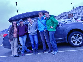 Ouray Bound - Girls Going Ice Climbing