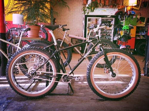 Isaiah's Alfine 8 Surly Pugsley