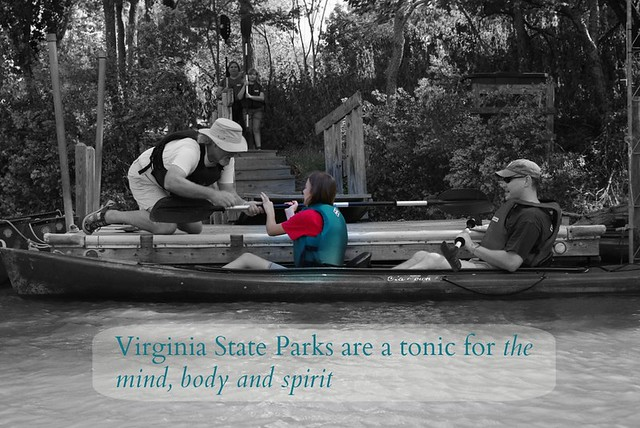 Virginia State Parks are a family affair and a tonic for the mind, body and spirit