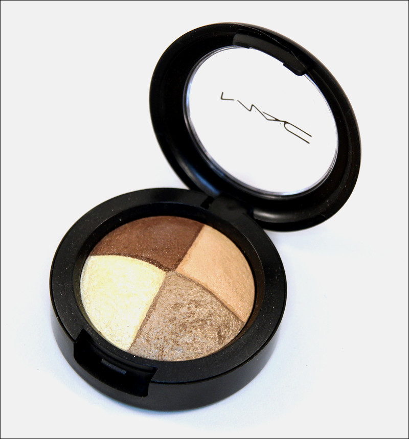 MAC Golden hours mineralize eyeshadow1