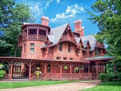 Hartford Connecticut ~ Mark Twain House and Museum #1