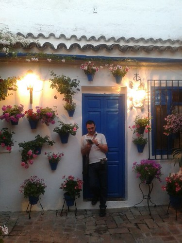 Patios de Córdoba: Dibujando