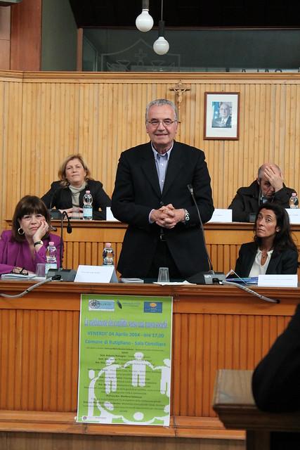 dott. Vito Savino, Presidente del Tribunale di Bari