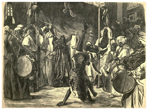 007-Procesion de matrimonio-Van Wert's travels in Asia and Africa-1884