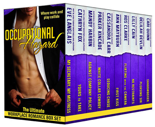 Occupational Hazard Romance Bundle