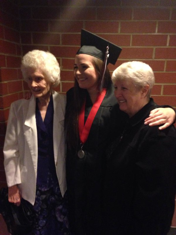 The Graduate and Two Great Aunts