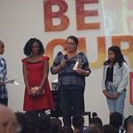 LIteracy Day event at California African-American Museum, Los Angeles, CA - 055