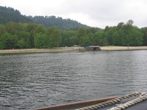 Barnet Marine park