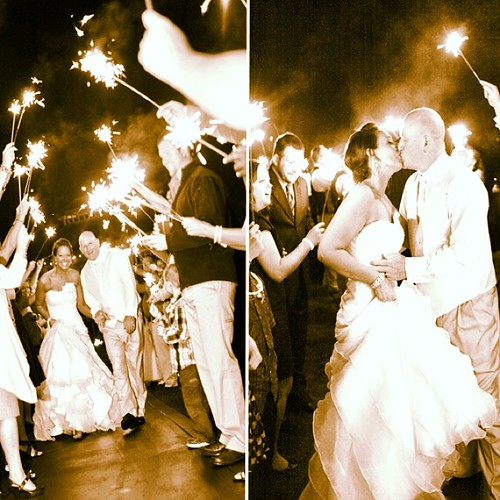 #Sparklers #Wedding #Memories
