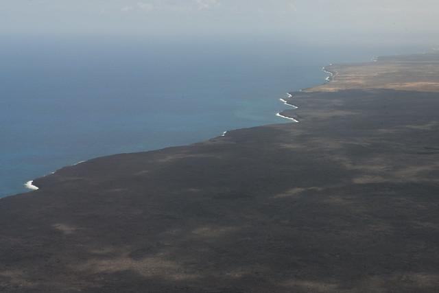 The Hawaii Coast