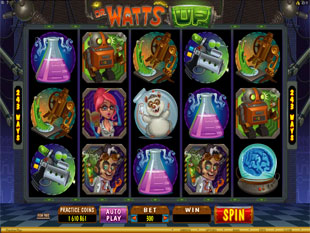 Dr Watts Up Slot Machine