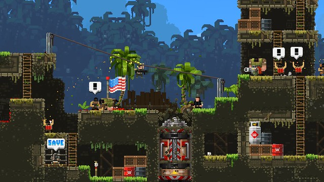Broforce May Update - Screen 1