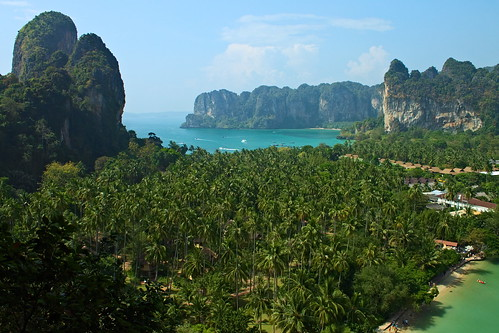Thaïlande - Krabi - Railay Beach