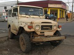 Toyota Land Cruiser FJ-40 3.0 Diesel 1981
