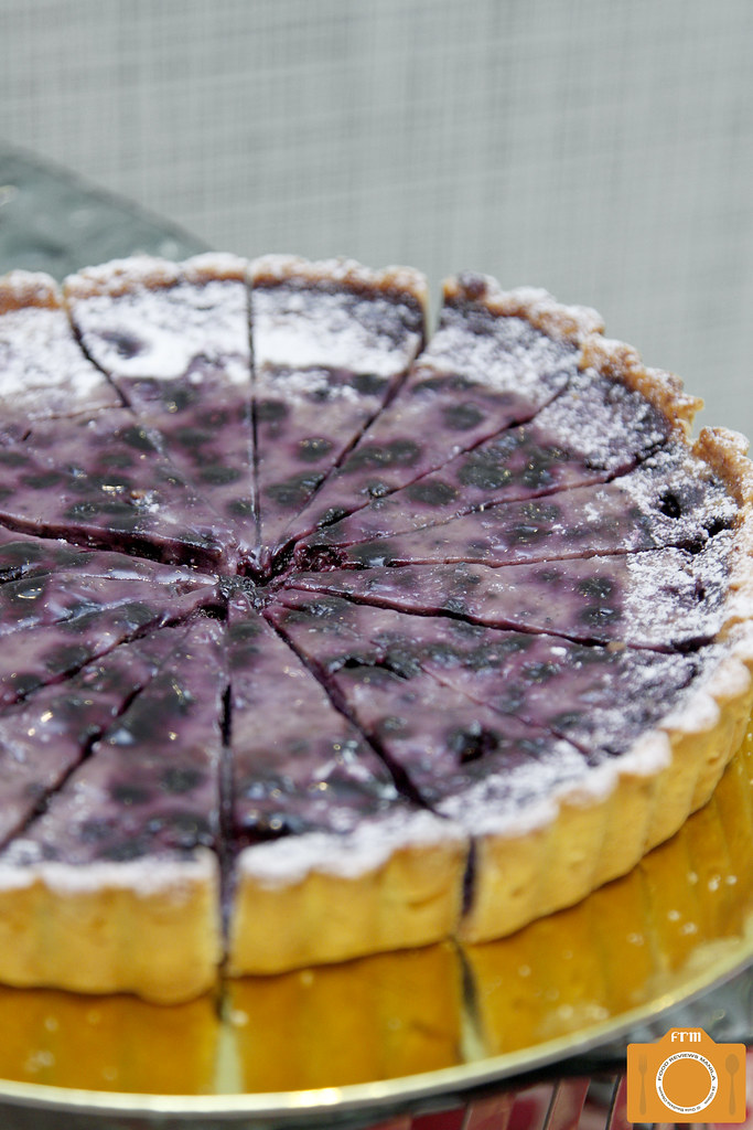 Yanagi Blueberry Cheesecake