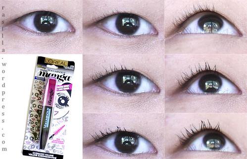Loreal Miss Manga Mascara