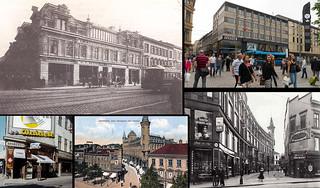 Gothenburg, Brunnsparken 1899 / 1974 / 2014