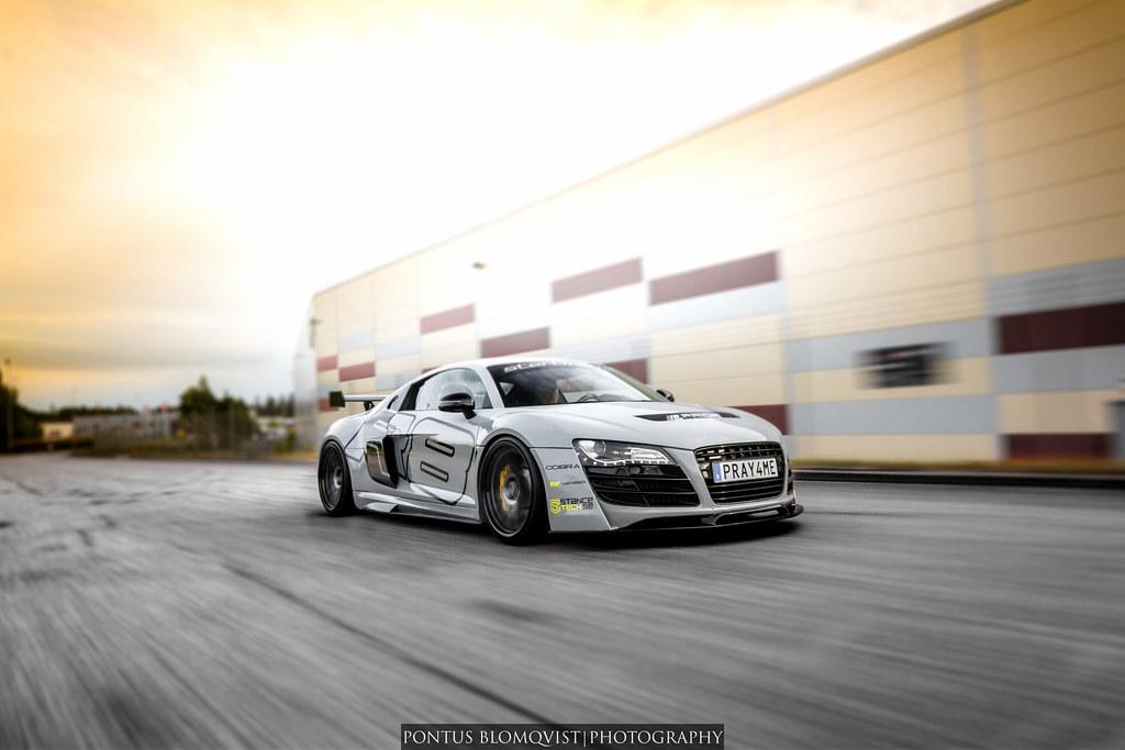 Audi R8 Priordesign