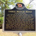 Three+Notch+Road+Marker+%28Reverse%29+Bullock+Co+AL