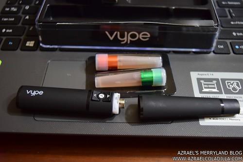 Vype e-pen or e-cig launch in Manila
