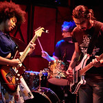 Mon, 17/10/2016 - 5:29am - Seratones broadcast for WFUV Public Radio from Rockwood Music Hall in New York City, October 17, 2016. Hosted by Russ Borris. Photo by Gus Philippas/WFUV