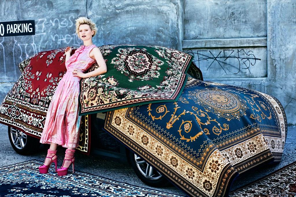 Миа Васиковска — Фотосессия для «California Style» 2016 – 3