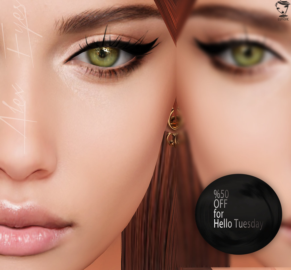 .euphoric~Alex Mesh Eyes - SecondLifeHub.com
