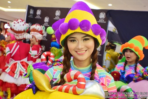 Grand Magical Christmas Parade in SM City Trece Martires (47)