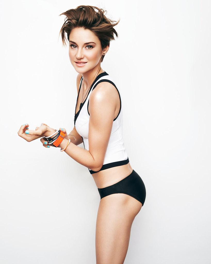 Шейлин Вудли — Фотосессия для «Women's Health» 2014 – 5