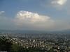 Morning convection near Tbilisi. 5/29/2016
