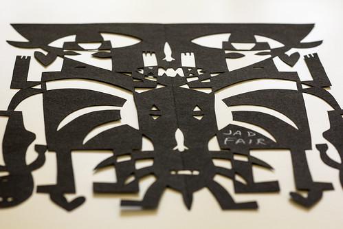 Paper Cutting 1