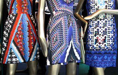 wgsn: Psychedelic print and fabric inspiration from Saks Fifth...