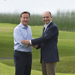 PM welcomes Prime Minister Letta