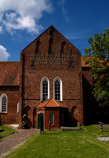 Bunde, Ostfriesland, St. Martini, south transept