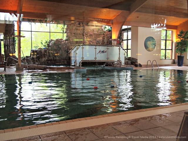 Pool at Active Leisure Club, Hotel Kilkenny, Ireland