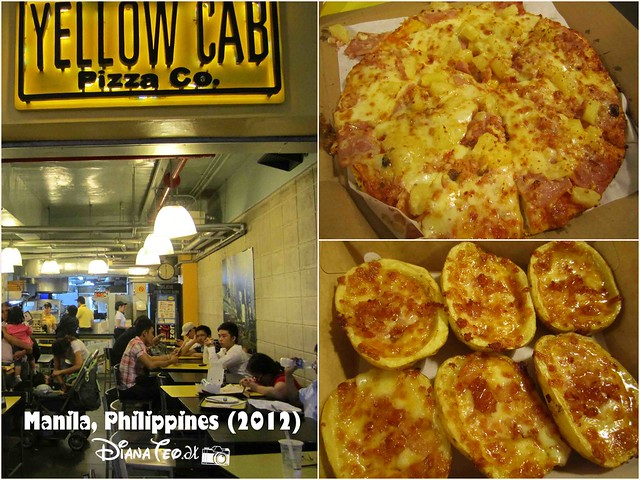 Day 6 - Philippines Yellow Car Pizza Co