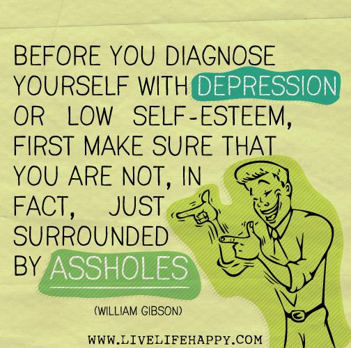 Depression Dissertation Esteem Self Service Umi