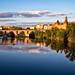 Le pont vieux et le Musée Ingre, Montauban by stibou5