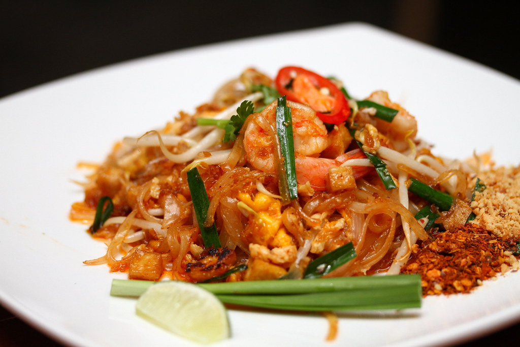 Folks Collective's Pad Thai Goong
