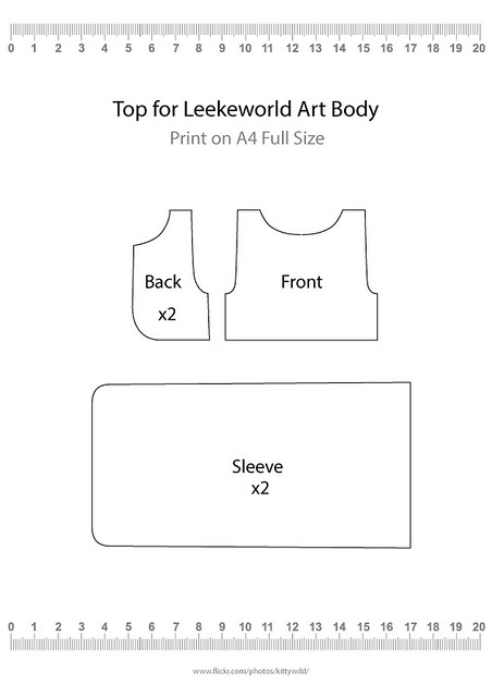 Pattern_Top_LeekeArtBody