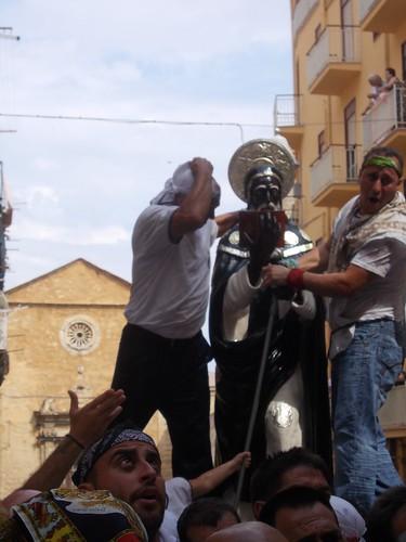 La festa di san Calogero e la chiesa di San Girolamo ad Agrigento