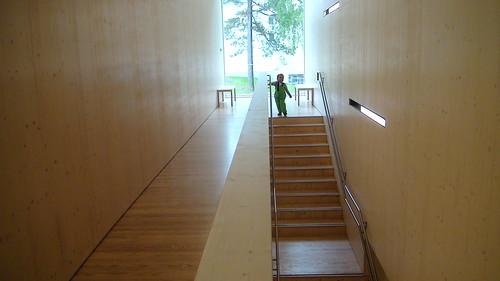 內部樓梯一景 攝影翠珊