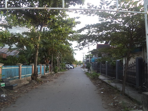 streets buildings indonesia south hotels banks shophouses kalimantan banjarmasin 2472013