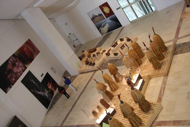 Exposición Orinoco. Cidade da Cultura